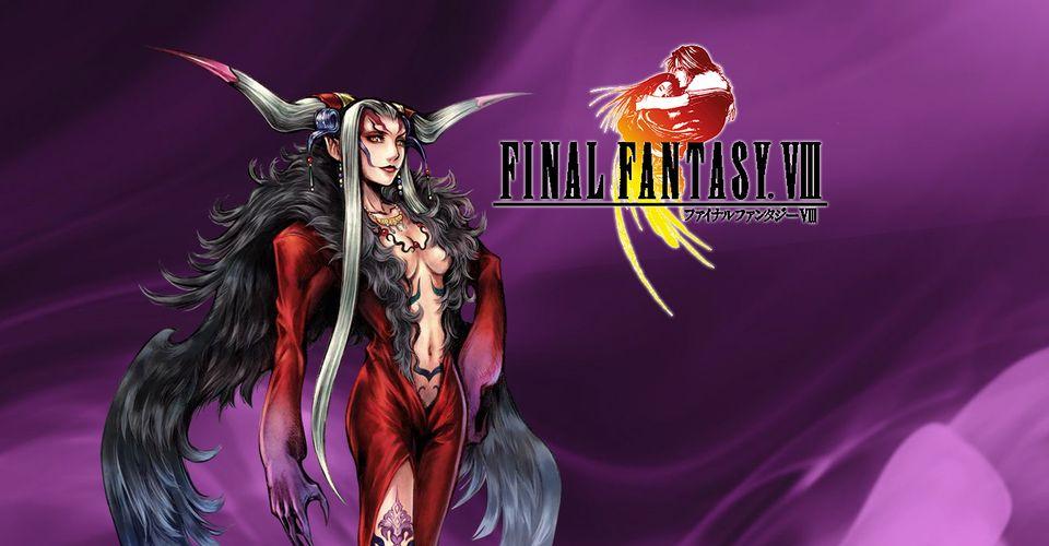 Final Fantasy 8 thể hiện Cosplay Ultimecia đáng kinh ngạc