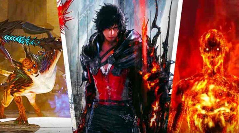 Final Fantasy 16: Sẽ phát hành vào năm 2021
