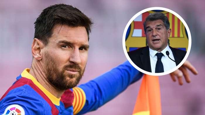 Messi ở lại! Bây giờ Barcelona phải vô địch Champions League