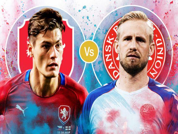 Nhận định, soi kèo Séc vs Đan Mạch, 23h00 ngày 3/7 - Euro 2021
