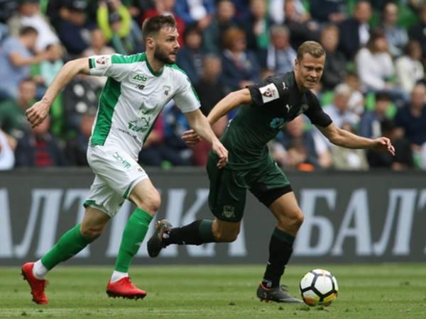 Nhận định bóng đá Krasnodar vs Rubin Kazan, 0h30 ngày 28/8