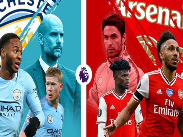 Nhận định, Soi kèo Man City vs Arsenal, 18h30 ngày 28/8
