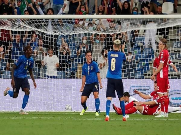 Bóng đá Quốc Tế sáng 9/9: Ý tạo mưa bàn thắng trước Litva