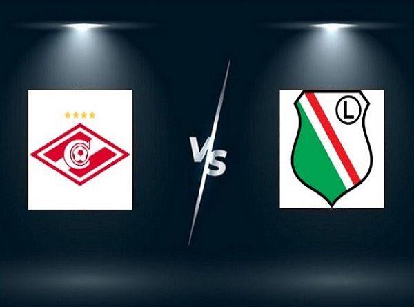 Nhận định Spartak Moscow vs Legia Warszawa – 21h30 15/09, Cúp C2 châu Âu