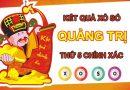 Nhận định KQXSQT 21/10/2021 thứ 5 chốt số Quảng Trị
