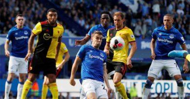 Tỷ lệ kèo Everton vs Watford ngày 23/10