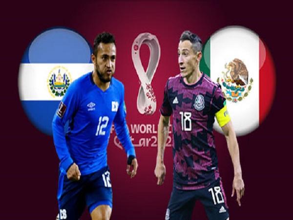Soi kèo El Salvador vs Mexico 14/10